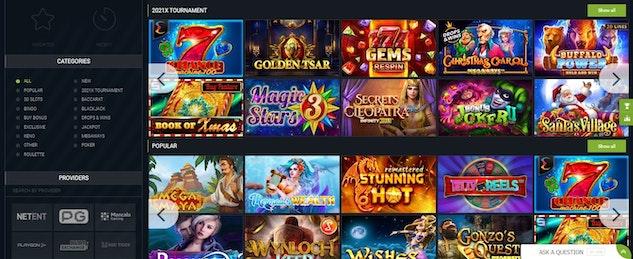 1x Bet Online Casino